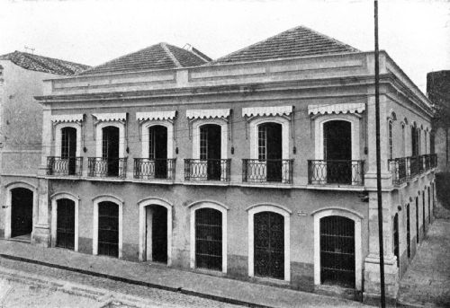 Hand & Rand Building: First Floor, Storage; Second Floor, Offices