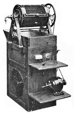 Uno Cabinet Gas Roaster with Cooling Unit