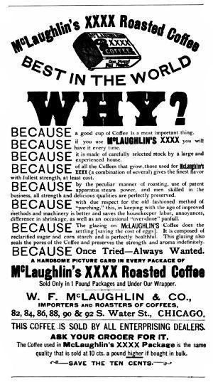 Handbill Copy of the Seventies