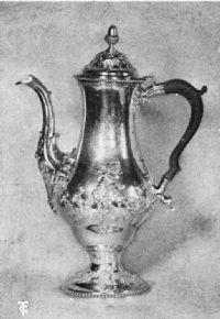 London Pot, 1773–74