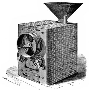 The Original Burns Roaster, 1864