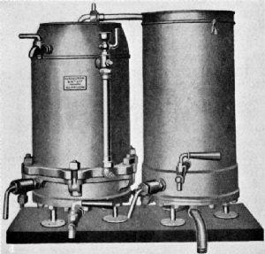 Napier-List Steam Coffee Machine