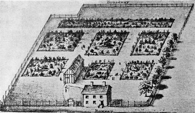 New York's Vauxhall Garden of 1803