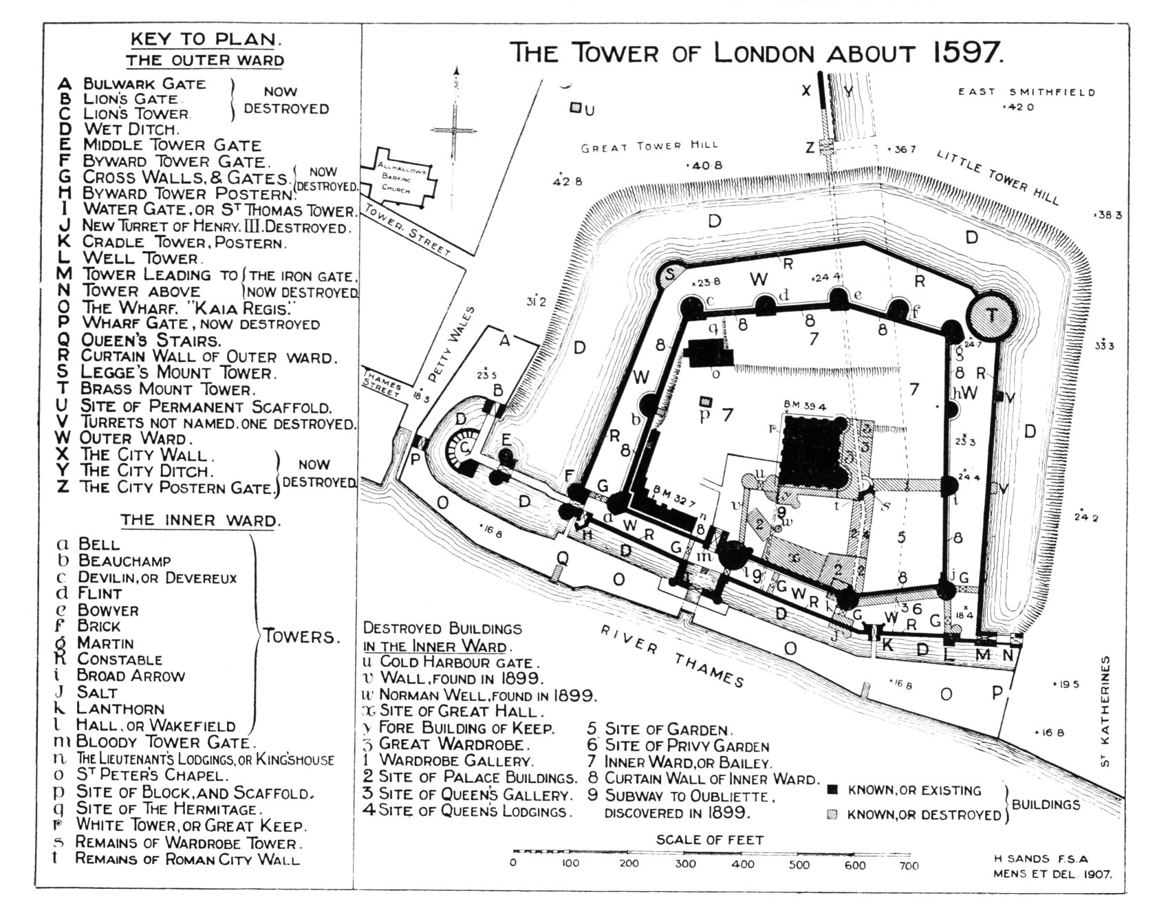 The Project Gutenberg Ebook Of Memorials Of Old London