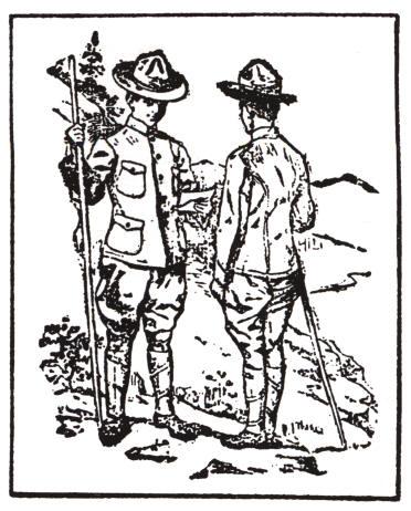 Boy Scout Handbook 1911