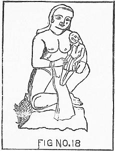 mother Mylitta with son Tammuz