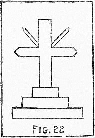 Buddhist cross