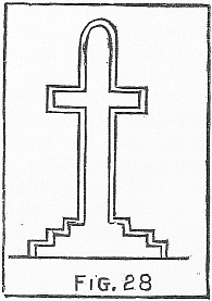 Calvary cross