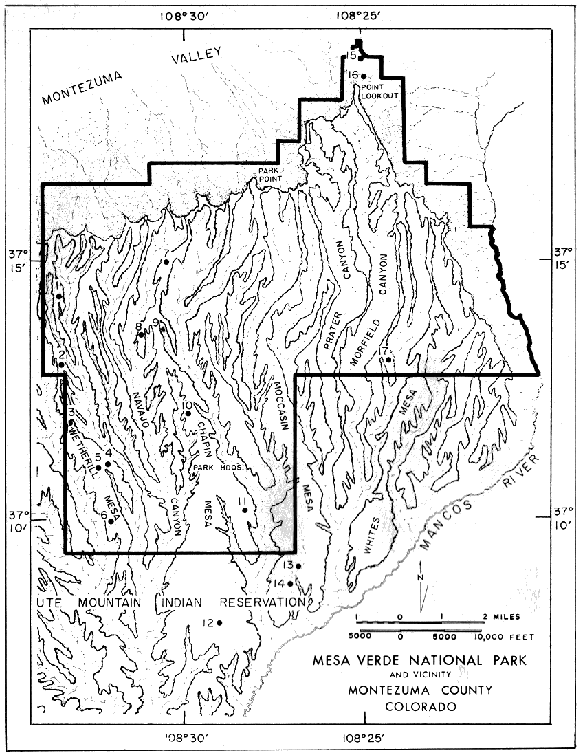 The project gutenberg ebook of parative ecology of pinyon mice and deer mice in mesa verde national park colorado by charles l douglas