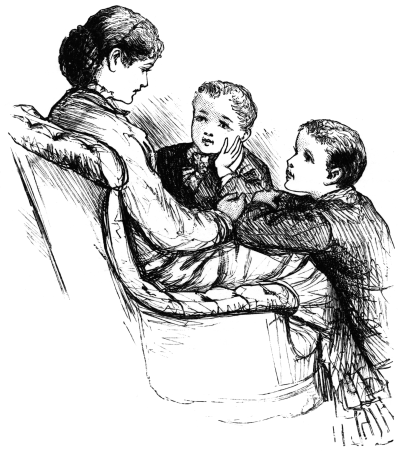 The Project Gutenberg eBook of The Nursery, February 1881