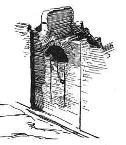 Arch at Babylon.