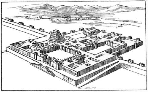 Restoration of Sargon's Palace