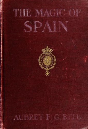 The Project Gutenberg Ebook Of The Magic Of Spain By Aubrey