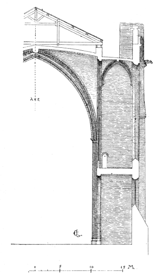 The Project Gutenberg eBook of GOTHIC ARCHITECTURE, by