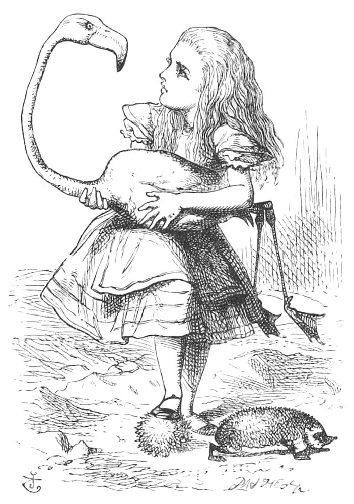 The Project Gutenberg eBook of Aventures d'Alice au pays