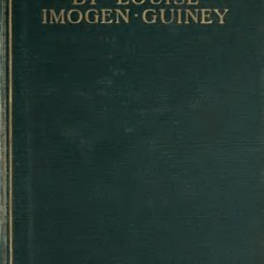 Guineys Dining Chair Covers Hanging With Footrest Hurrell Froude By Louise Imogen Guiney A Project Gutenberg Ebook Illustration Book Cover