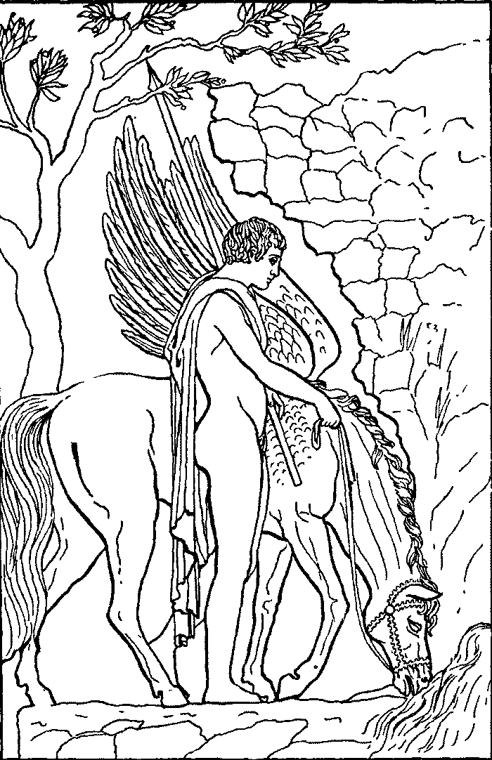 The Project Gutenberg eBook of Classic Myths, Retold by