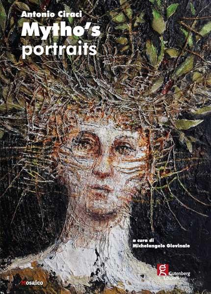 copertina del catalogo di Antonio Ciraci edito da Gutenberg Edizioni