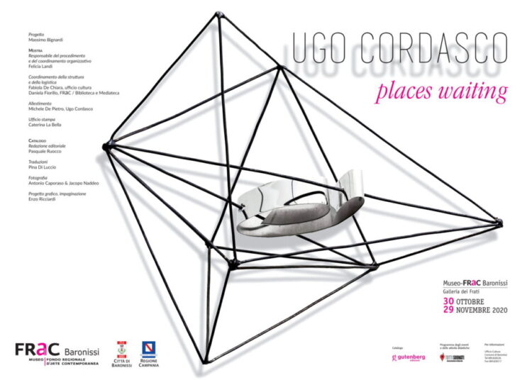 Places waiting. Al Museo FRaC le sculture di Ugo Cordasco