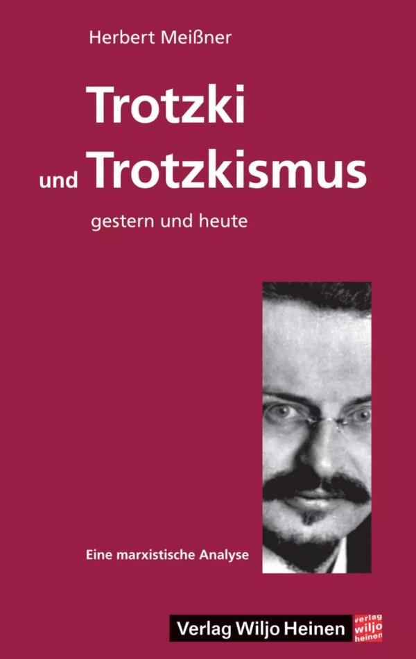 Cover: »Trotzki und Trotkismus«