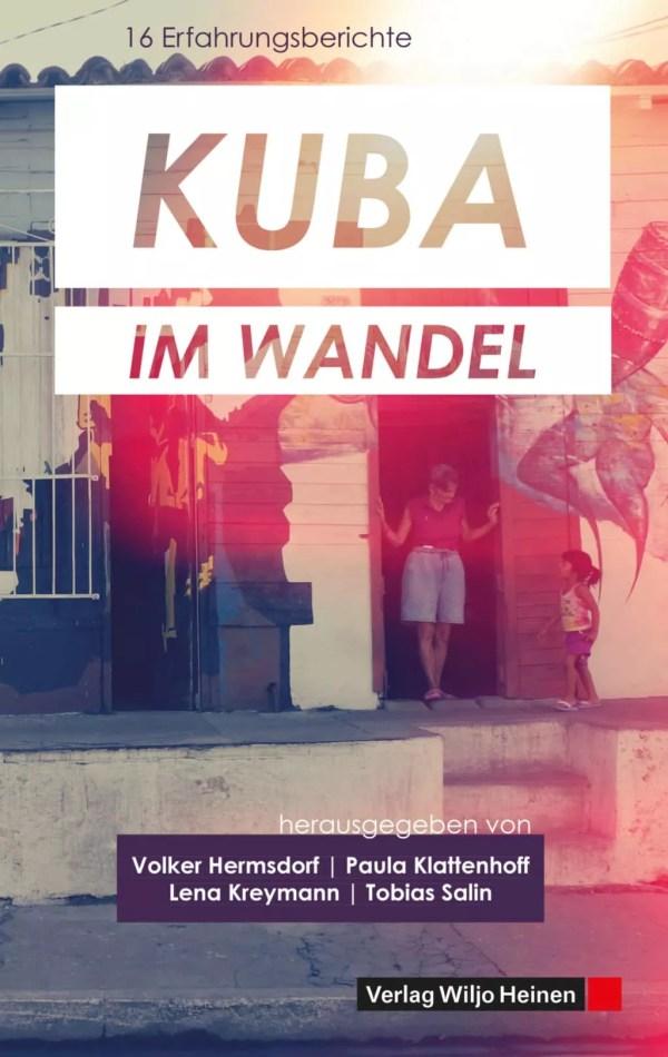 Cover »Kuba im Wandel«