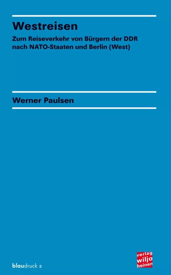 Cover: »Westreisen«