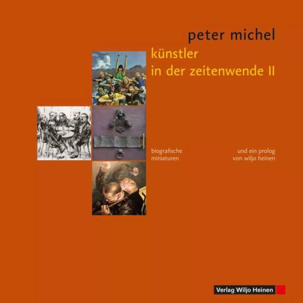 Umschlag Künstler in der Zeitenwende II