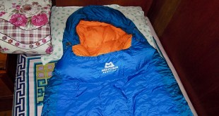 Mountain Equipment Glacier 1000 - 1