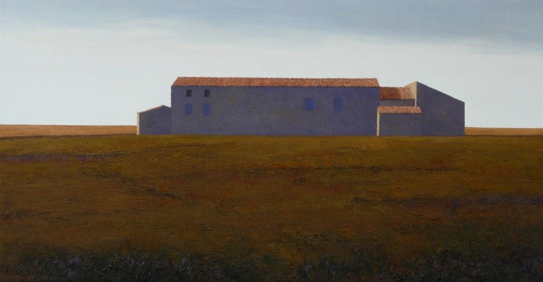 CREPUSCULE, MOULIN, 2014, 50x95