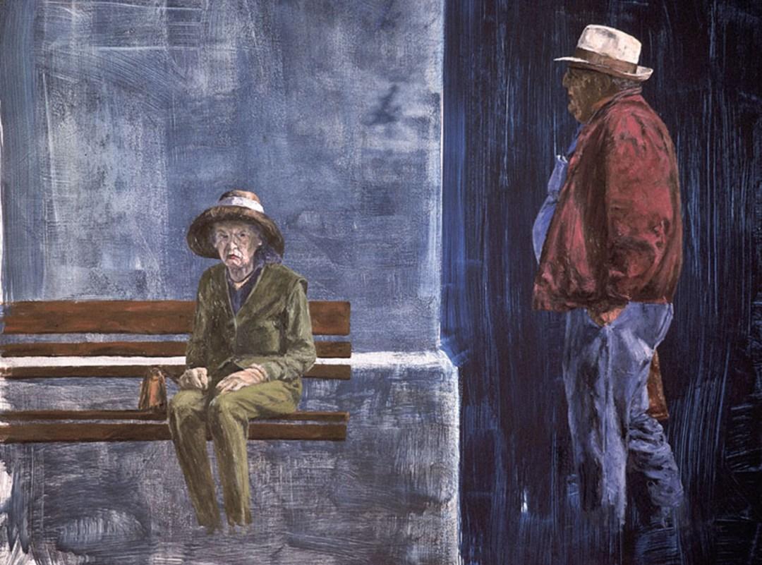 ETUDE, 1998, 48x68