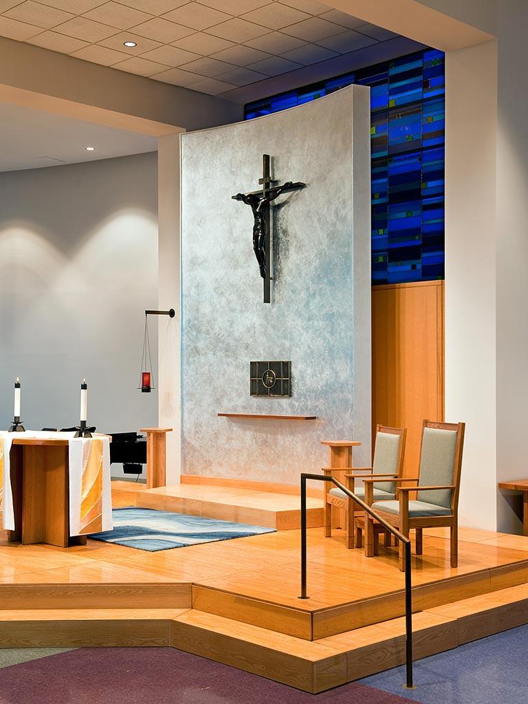 Gutierrez Studios  Installations  St Mary Magdelen Church