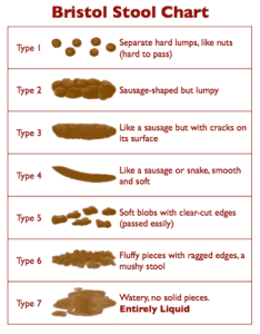 An error occurred also how to evaluate stools with bristol stool chart rh gutsense