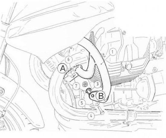 Moto Guzzi Engine Diagram