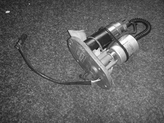 Norton Fuel Pump