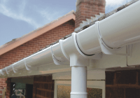 PVC Gutters and Downpipes in Dublin - Gutter.ie
