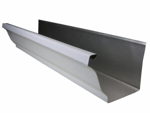 Aluminum K Style Rain Gutters - Aluminum Gutters - Rain Gutter ...