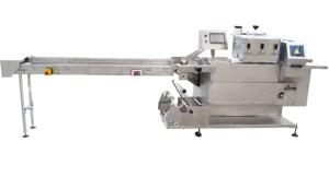 GM 30FSU - ters yapıştırma sistemli yatay paketleme makinası