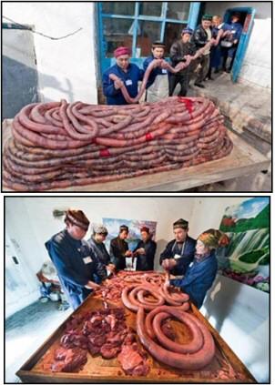 Horse Sausage
