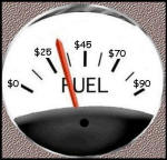 Fuel Gauge - Dollars