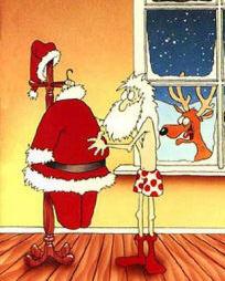 Father Christmas Jokes
