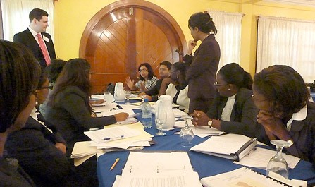 Guyana's Justice sector made great strides in 2012
