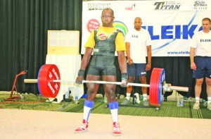 Powerlifting – Guyana Times International – The Beacon of Truth