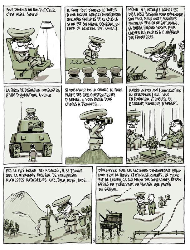 Cómo llegar a ser un buen dictador I