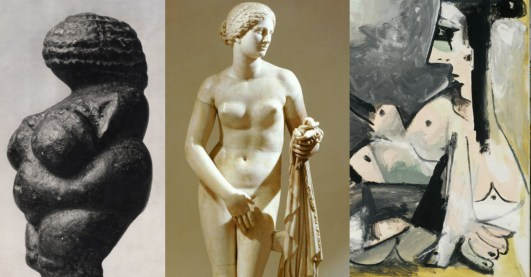 historic nude