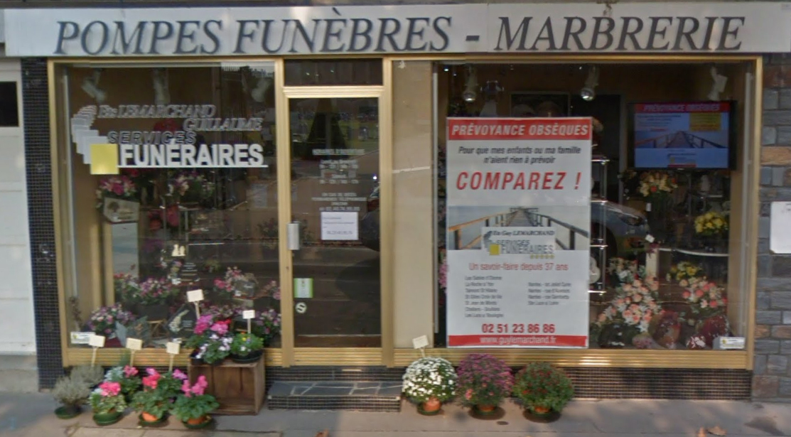 Pompe funèbre Nantes