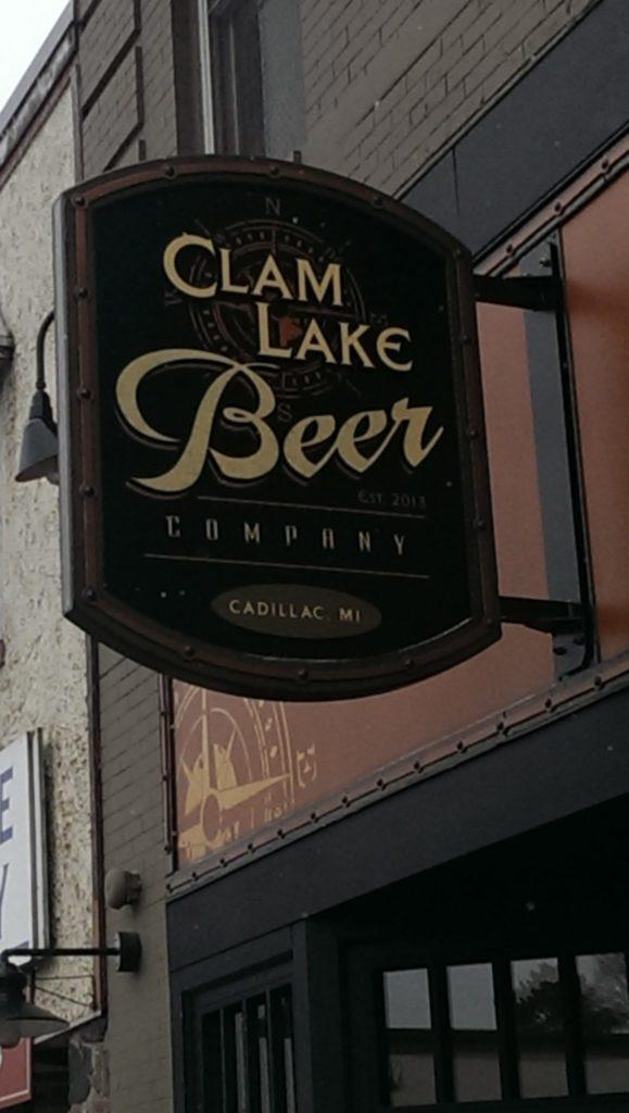 Clam Lake Beer Company...