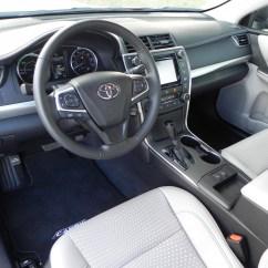 All New Camry Interior Jok Belakang Grand Avanza 2015 Toyota Hybrid Is Still Efficient