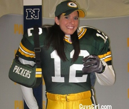 NFL Female Fan Series: Green Bay Packers