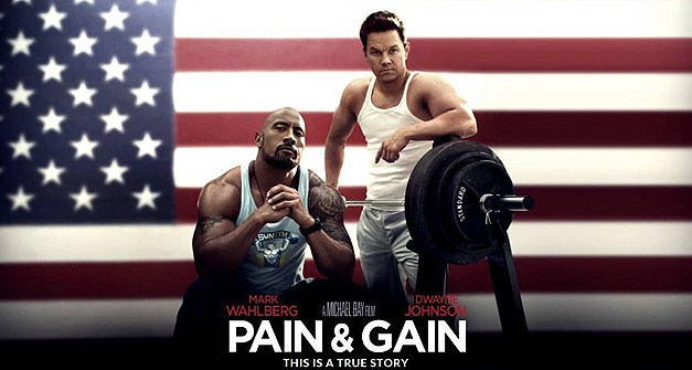 Pain and Gain: Another Typical Michael Bay Movie