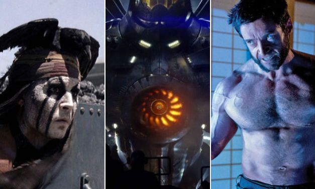 Lone Ranger, Pacific Rim, The Wolverine and more in Summer Movie Preview